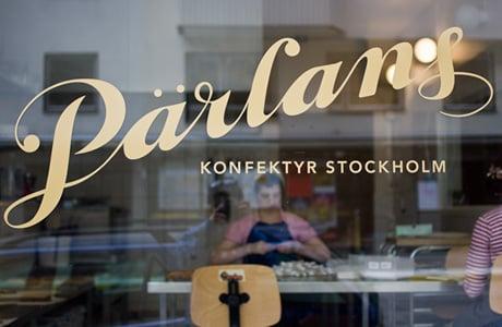 Pärlans · Stockholm