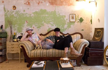 Freulein Anna & Žiga Tomori