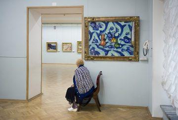 Matisse Still Life, Hermitage Museum, 2008