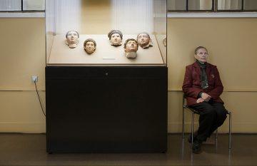 2nd Century Mummy Masks, Pushkin Museum, 2009
