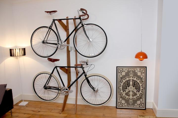 Furniture For Bikes IGNANTcom