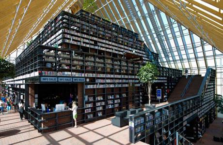 Book Mountain