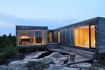 Reiulf Ramstad Arkitekter, hytte