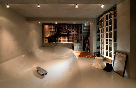 Skate Park House