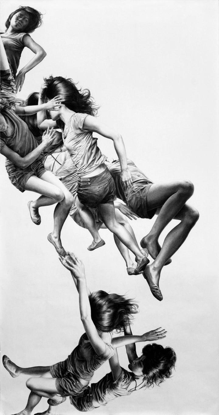 Art figure in life modeling new nude work zealand