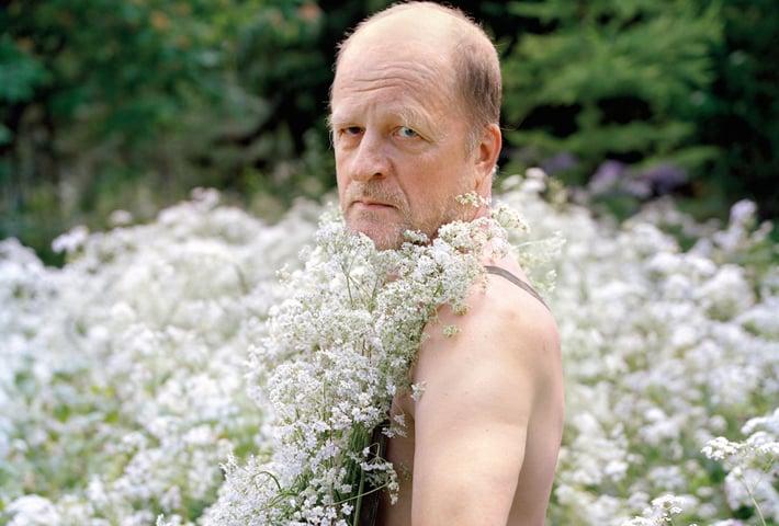Portraits Of Seniors In Nature By Karoline Hjorth and Riitta Ikonen