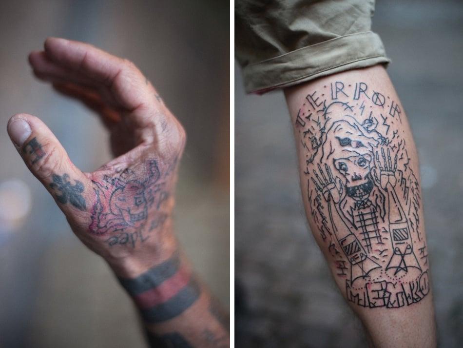 Graffiti abecedario throw graffitis letras tattoo imagen picture