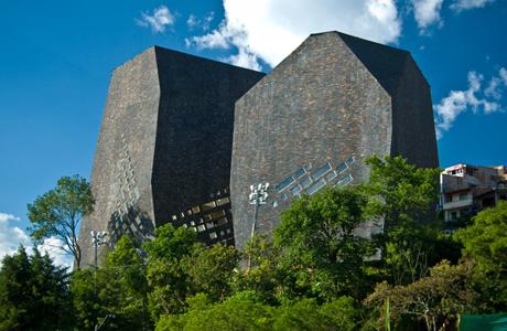 Parque Biblioteca Espana