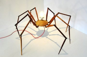 Spider Lamp 01