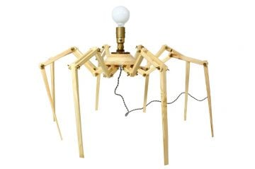 Spider Lamp 02