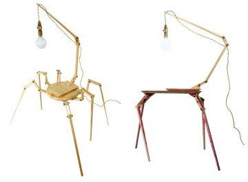 Spider Lamp 05