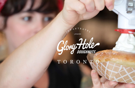 Glory Hole Doughnuts - Toronto