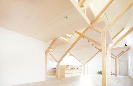 Familienheim 'H' in Japan