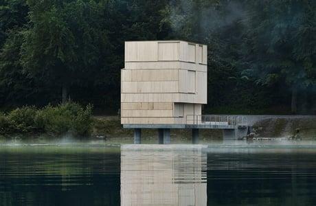Zielturm am Rotsee