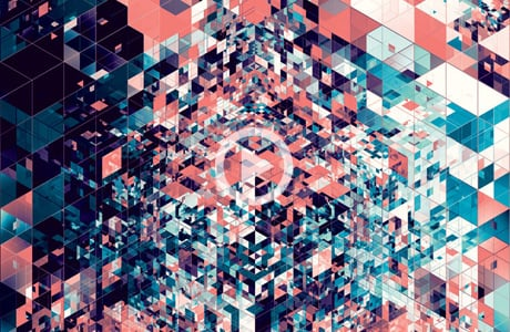 The Geometric Artwork of Andy Gilmore