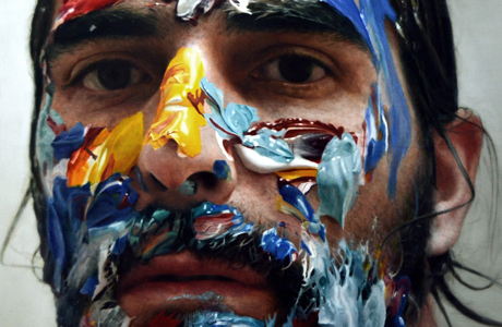 Hyperrealistic Selfies by Eloy Morales