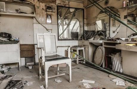 Empty Chairs by Faisal Al Fouzan