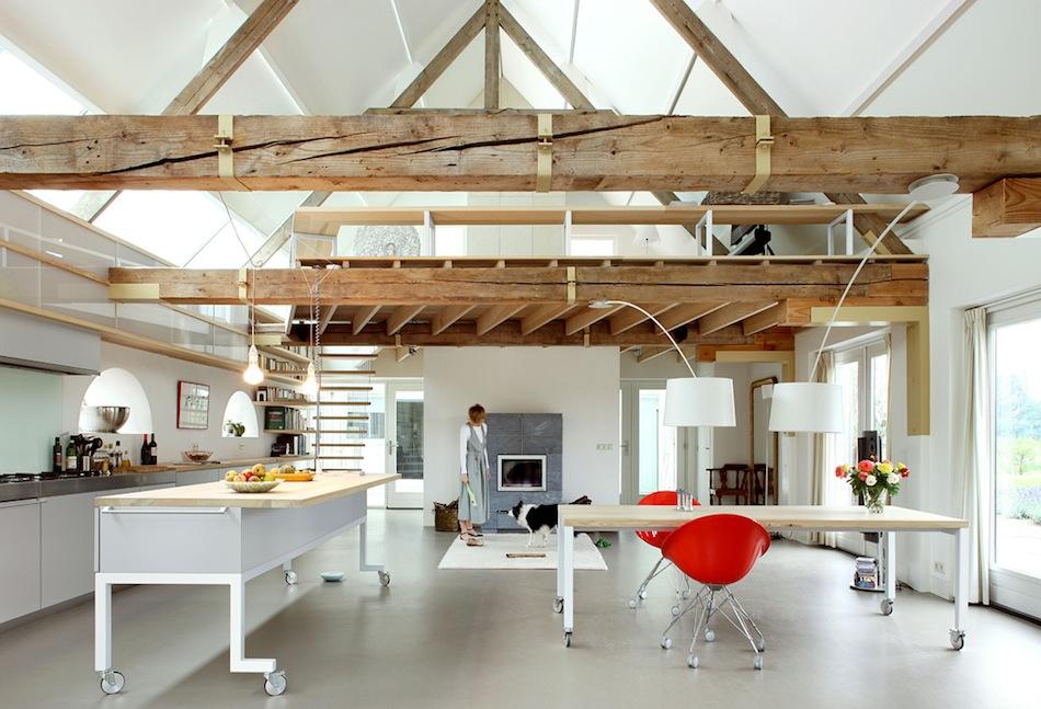Modern Barn House | Ignant.Com