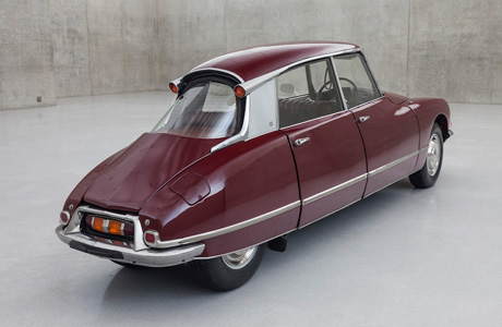 Citroën DS by Gabriel Orozco