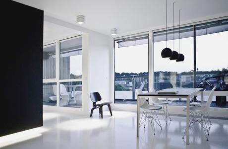 Kopenhagen Penthaus von Norm Architects