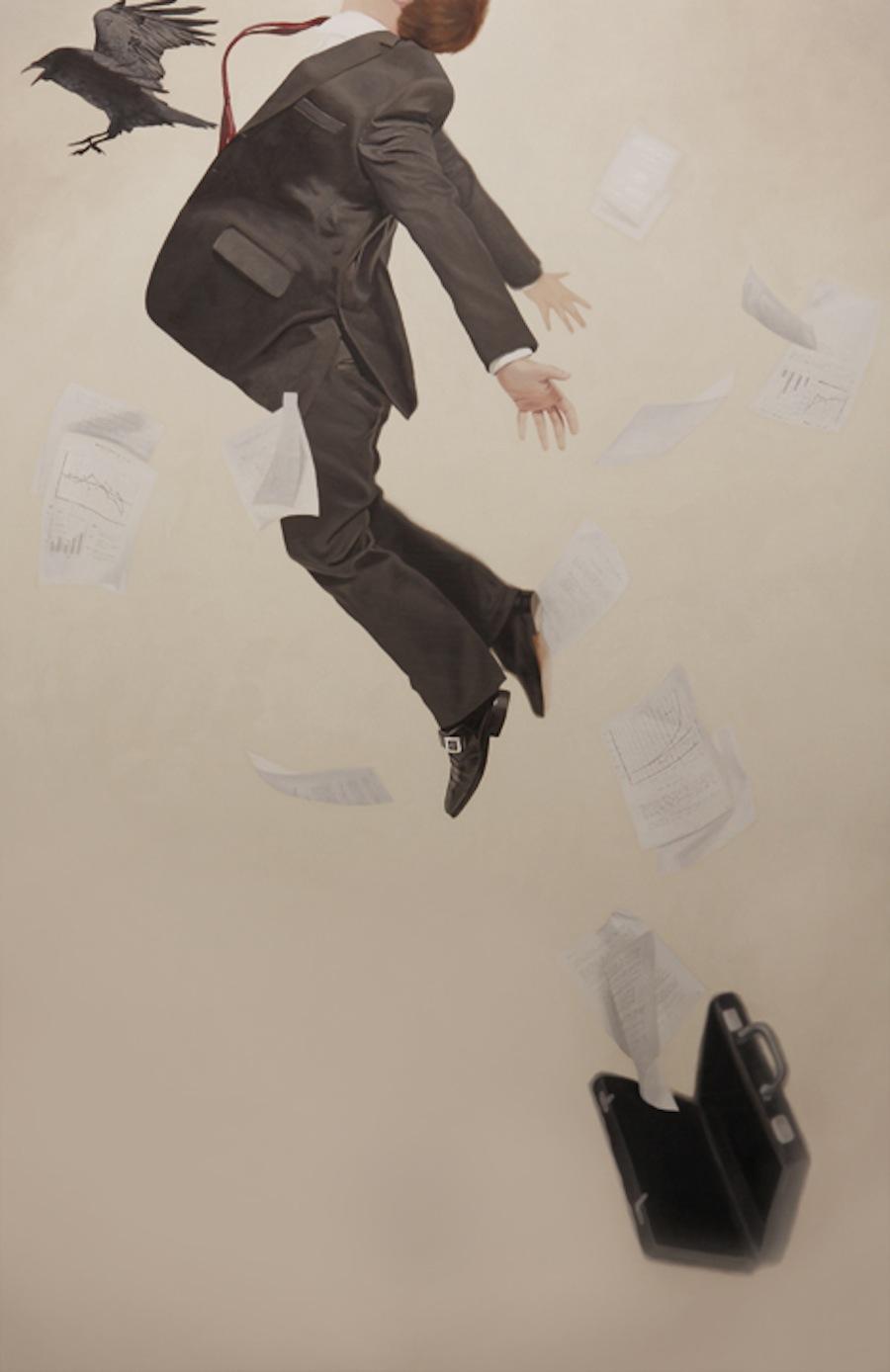 Relativity by Alex Hall