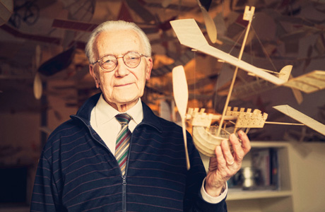 Flying Boats by Luigi Prina