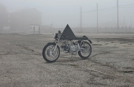 Invisible Sculptures by Andrea Galvani