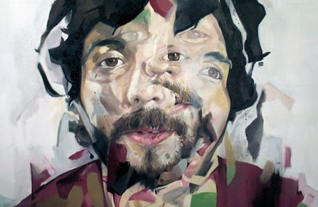 Malerei von Benjamin Garcia