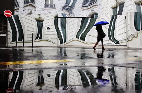 Rain by Christophe Jacrot