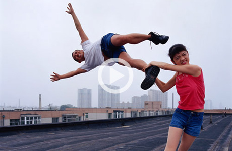 Gravity Defying Photography by Li Wei