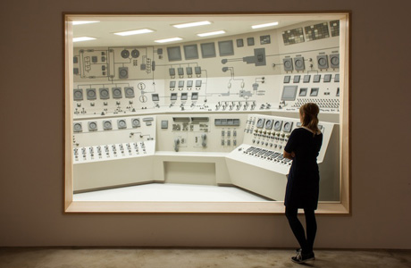 Control Room by Roxy Paine