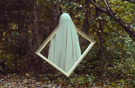 self made ghosts by Christopher Mckenney
