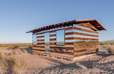 Lucid Stead in the desert
