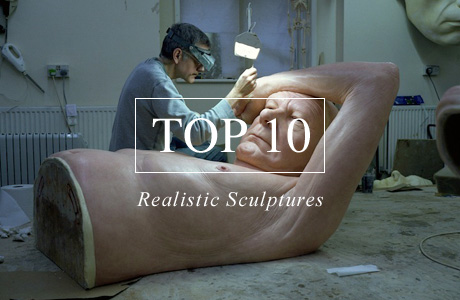 Top 10 Realistic Sculptures