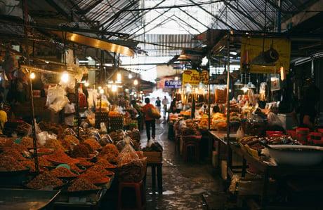 Erlebe Bangkok