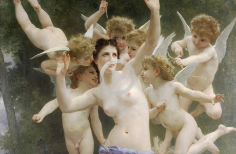 Old paintings animated to life