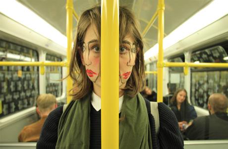 Doublefaced by Sebastian Bieniek