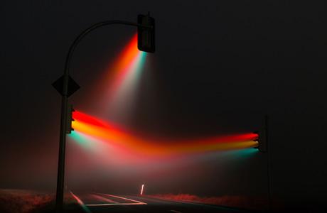 Ampellichter von Lucas Zimmermann
