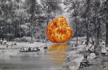 Surreal Paintings by Paco...