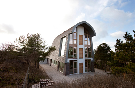Dune House and Office