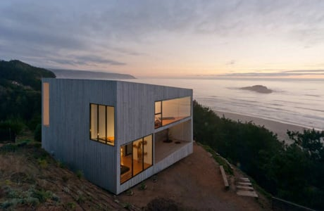 Panorama Haus in Chile