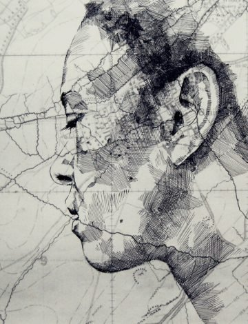 Ed Fairburn _ map portraits _06