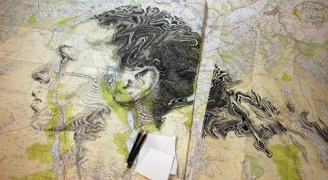 Ed Fairburn _ map portraits _10