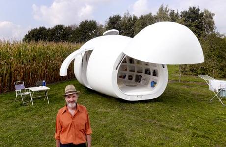 Blob VB3 mobile home