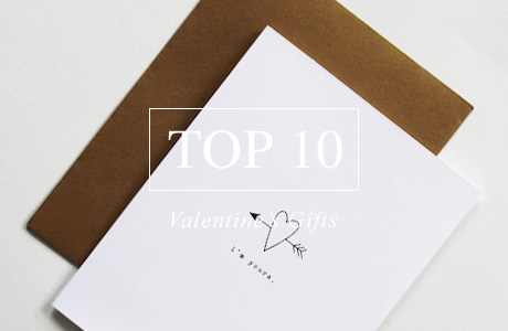 Top 10 Valentine's Gifts