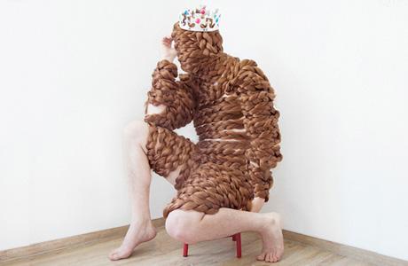 Haarige Mode von Gerwyn Davis