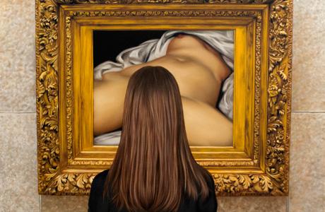 Marc Dennis erotische Gemälde