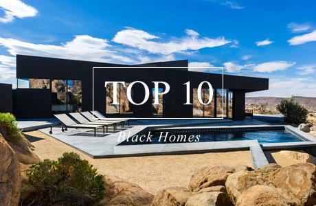 Top 10 Black Homes