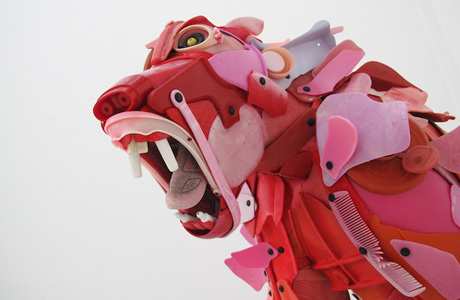 Future Bestiary by Gilles Cenazandotti