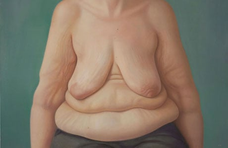 The Breast Portrait Project by Clarity Haynes